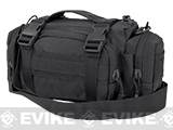 "Condor Tactical MOLLE Modular ""Accessory MOLLE Pouch"" / ""Deployment Bag"" - Black"
