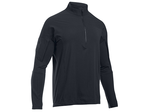 Under Armour UA Tactical Combat Long Sleeve Tee - Dark Navy Blue (Size: Small)