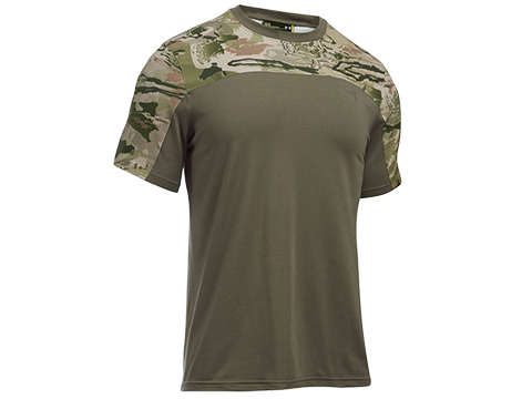 Under Armour UA Tactical Combat Short Sleeve Tee - Ridge Reaper