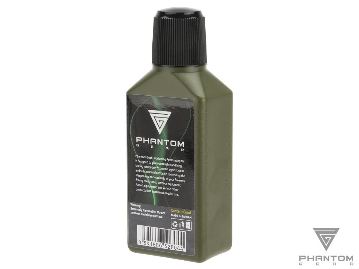 Phantom Gear General Purpose Penetrating Rifle Pistol Lubricant - 60ML