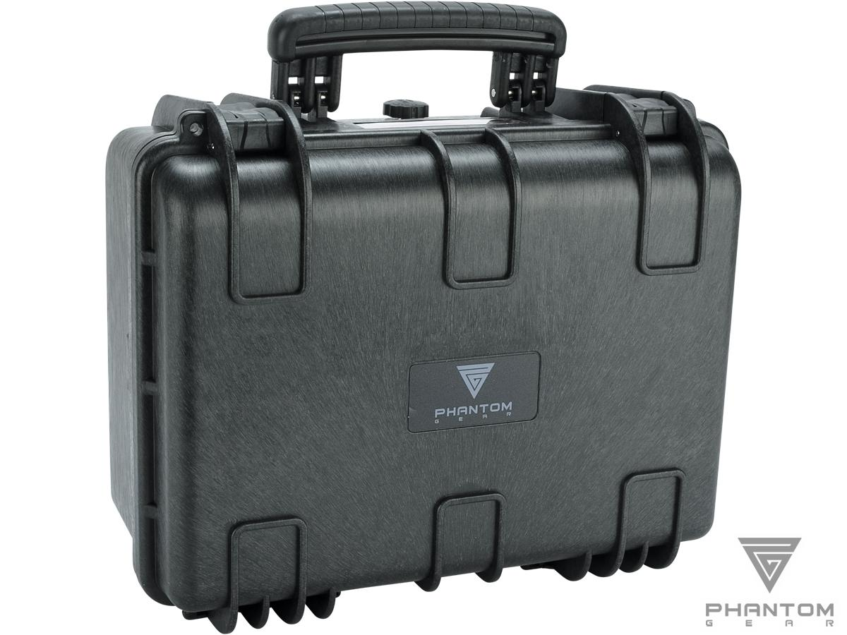 Phantom Gear Armory Series Waterproof IP67 High Impact Equipment Case w/ Customizable Grid Foam