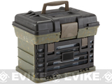 Plano All-in-One Shooter's Case with Storage Drawers