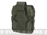 High Speed Gear HSGI Belt Mounted Handcuff TACO Pouch (Color: OD Green)