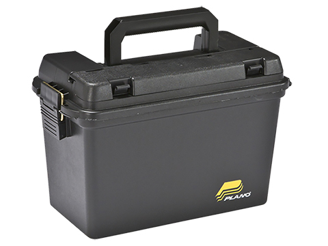 Plano Deep Field Box / Storage Container / Range Case (Color: Black)