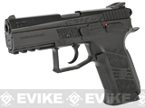 ASG CZ 75 P-07 Duty Blowback Co2 4.5mm Air Gun BB Pistol - Black