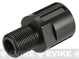 ASG / CZ 18mm to 14mm Muzzle Adapter for Scorpion EVO 3 - A1 - Black