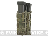 HSGI Double Decker TACO� LT Modular Single Rifle and Pistol Magazine Pouch (Color: Multicam)
