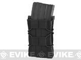 HSGI TACO® LT Modular Single Rifle Magazine Pouch (Color: Black / MOLLE Mounted)