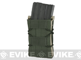 HSGI TACO� LT Modular Single Rifle Magazine Pouch (Color: OD Green / MOLLE Mounted)