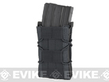 HSGI TACO® LT Modular Single Rifle Magazine Pouch (Color: Wolf Grey / MOLLE Mounted)