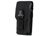 Condor Universal Rifle Magazine Pouch (Color: Black)