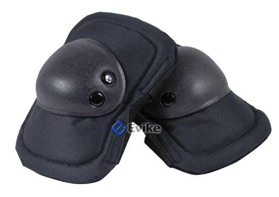 Avengers Special Operation Tactical Elbow Pad Set (Color: Black)