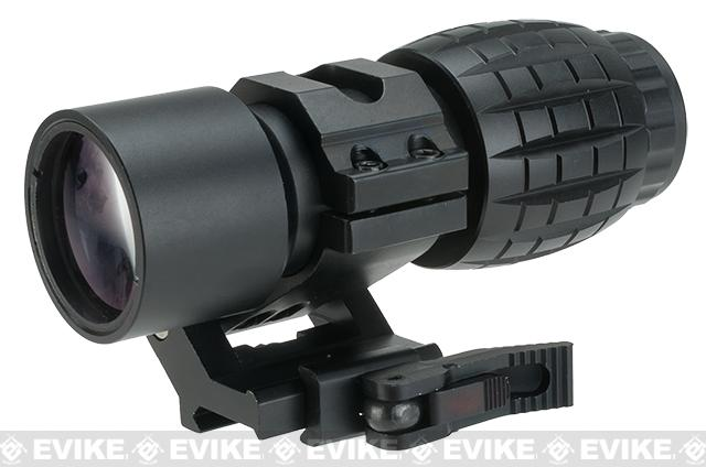 Pre-Order ETA October 2021 Avengers Tactical 3X Magnifier Scope with QD Flip-to-Side Mount