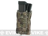 HSGI Double Decker TACO� LT Modular Single Rifle and Pistol Magazine Pouch Belt Mounted (Color: Multicam)
