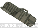 z Voodoo Tactical MOLLE Assault Rifle Scabbard - OD Green