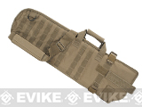 Voodoo Tactical MOLLE Assault Rifle Scabbard - Coyote Brown