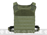 Voodoo Tactical Rapid Assault Tactical Plate Carrier (Color: OD Green)