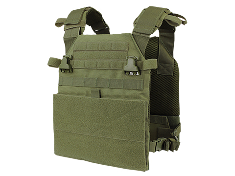 Condor Vanquish Plate Carrier (Color: Olive Drab)