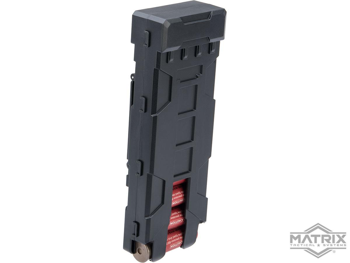 JAG Arms 10 Round MOLLE Polymer Shotgun Shell Carrier (Color: Black)