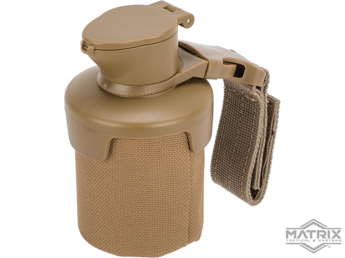 Matrix Nylon Mobile BB Storage Bag (Color: Tan)