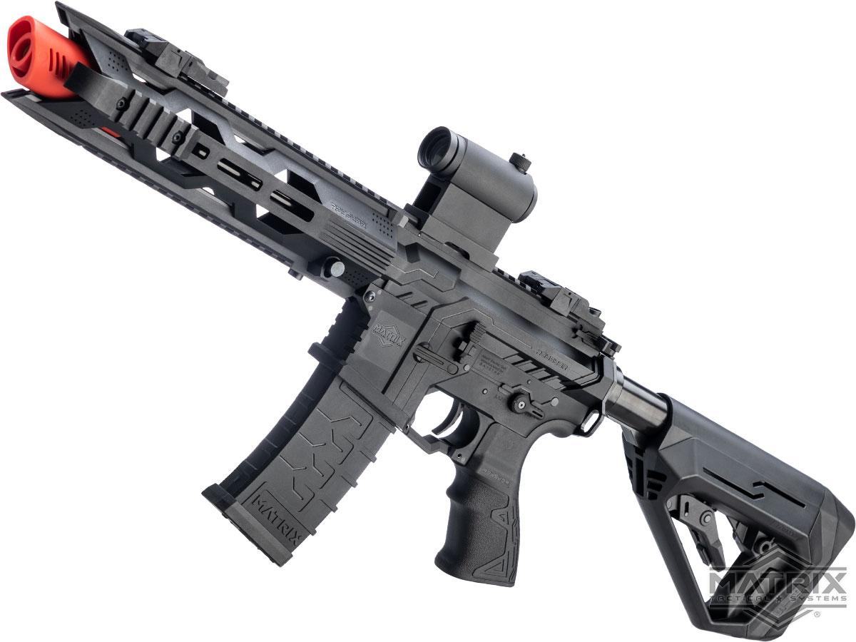 Matrix Raystar RS4 Carbine Airsoft AEG Rifle (Color: Black)