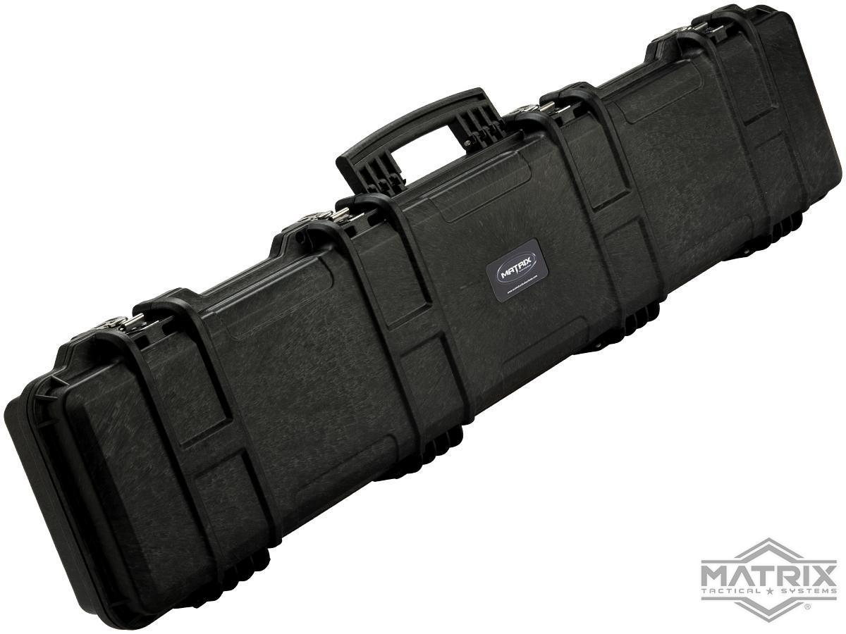 Matrix 49 Large Rifle Hardcase (Color: Black)