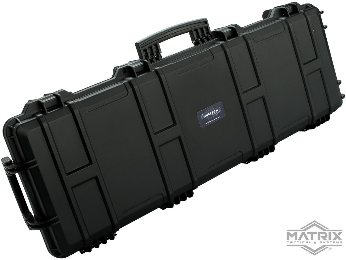 Matrix 40 Large Rifle Hardcase (Color: Black)