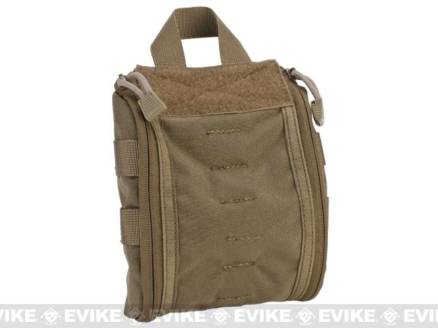 Matrix Tactical MOLLE Medic Pouch - Coyote Brown