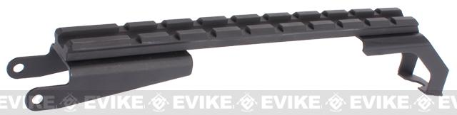 Matrix Aluminum Tactical Scope Mount Top Rail for AK Series Airsoft AEGs