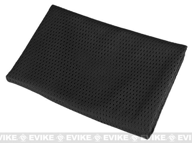 Matrix Spec. Ops High Speed Sniper Veil Head Wrap Scarf (Color: Black)