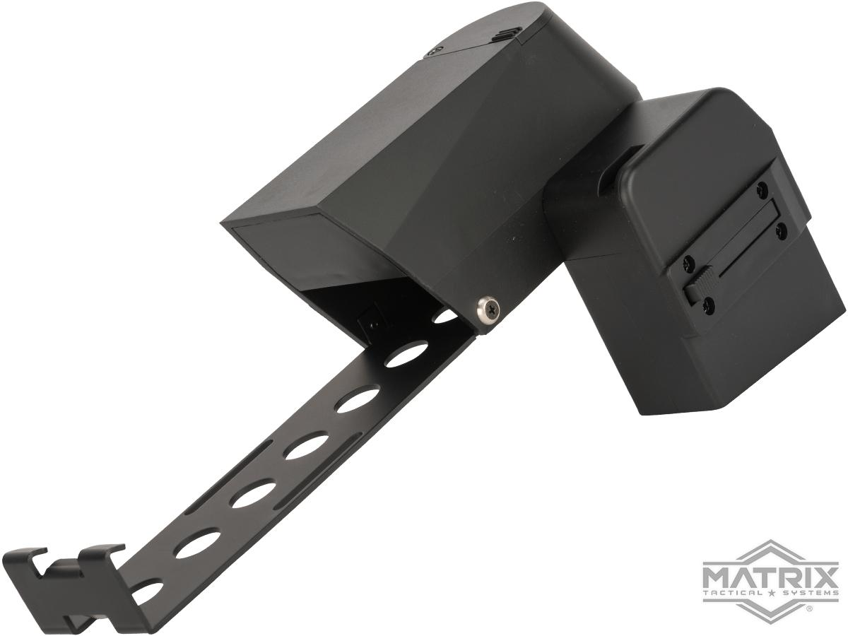 Matrix 1500 RD Box Magazine for Tokyo Marui Cybergun FN Herstal compatible P90 series Airsoft AEG