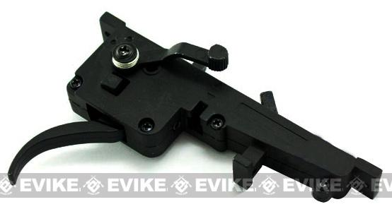 Matrix Trigger Assembly for VSR-10 MB-03 MB-07 BAR-10 AGM APS2 & Comp. Airsoft Sniper Rifles