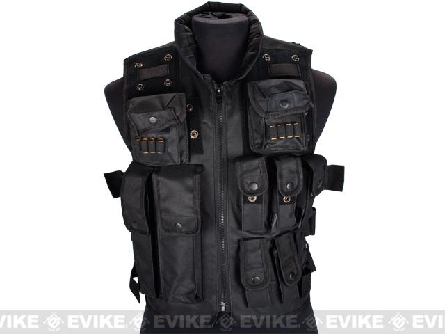 Fire Dragon Swat Law Enforcement Replica Tactical Vest W Patches Tactical Gear Apparel Body Armor Vests Evike Com Airsoft Superstore Dragon skin body armour banned by pentagon part 2 of 3. fire dragon swat law enforcement replica tactical vest w patches