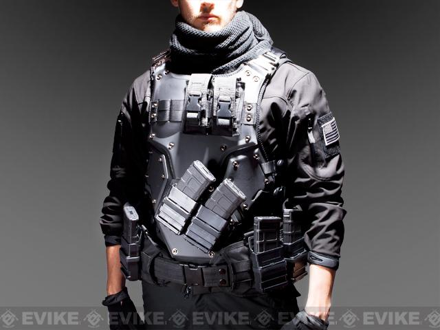 Futuristic tactical vest singapore investment banking jobs
