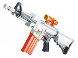 Blaze Storm Foam Blaster Semi Auto Soft Dart Rifle (Model: Alpine)