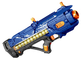 Blaze Storm Electric Battery Powered Semi Automatic Foam Ball Blaster