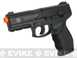 Taurus Licensed PT24/7 Semi Auto-BAX System CO2 Airsoft Gas Non-Blowback Pistol by KWC