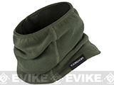 Condor Tactical Fleece Thermo Neck Gaiter (Color: OD Green)