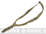 Elite Force Dual Bungee Single Point Sling - Tan
