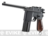 Umarex Legends M712 Broomhandle Full-Auto CO2 Gas .177 Full Metal (NOT AIRSOFT) Air Gun Pistol
