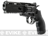 Umarex Brodax .177 CO2 Powered Air Gun Revolver - Black