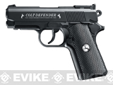 Colt Defender 1911 4.5mm Airgun by Umarex - Black (.177 cal Air Gun)