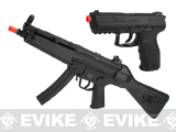 Umarex H&K Action Kit MP5 Airsoft AEG / P30 Spring Pistol Package
