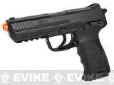 Umarex H&K Licensed HK45 Full Size CO2 Gas Non-Blowback Airsoft Pistol - Black