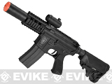 Elite Force CQC GEN7 Competition M4 Airsoft AEG Rifle (Color: Black)
