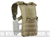 z Condor Hydro Harness Hydration Carrier (Color: Tan)