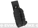 Valken Tactical V-TAC MOLLE Tank Pouch - Horizontal - Black