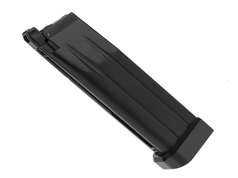 WE-Tech 30 Round Magazine for Hi-Capa Gas Blowback Airsoft Pistols (Color: Black / CO2)