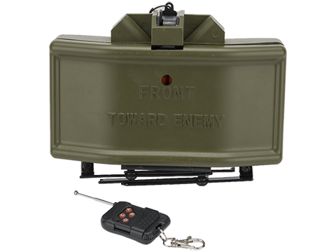 Matrix M18A1 Remote Control Activated Claymore Airsoft Anti-Personel Mine