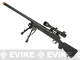 JG VSR-10 / BAR-10 Airsoft Bolt Action Sniper Rifle w/ Metal Trigger Box - 500 FPS